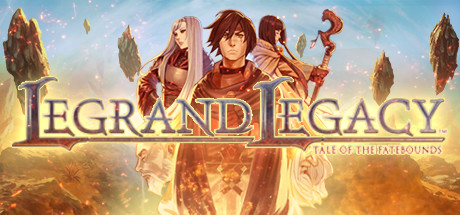 Teaser image for LEGRAND LEGACY: Tale of the Fatebounds