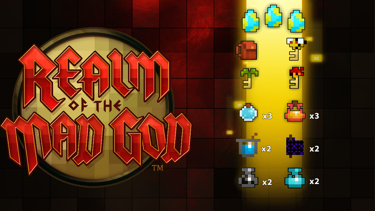 Realm of the Mad God: Free Welcome Pack on Steam