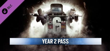 Rainbow Six Siege - Year 2 Pass