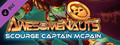 Scourge Captain McPain Skin Showcase Awesomenauts - Scourge Captain McPain Skin
