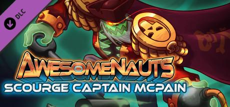 Awesomenauts - Scourge Captain McPain Skin