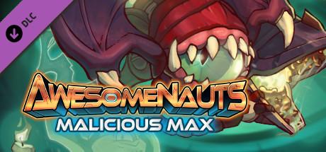 Awesomenauts - Malicious Max Skin