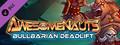 Awesomenauts - Bullbarian Deadlift Skin Screenshot Gameplay