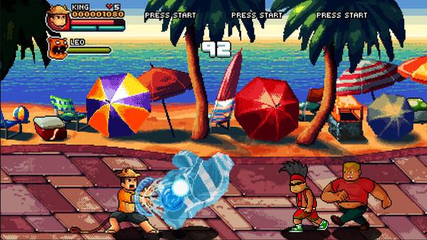 Screenshot of 99Vidas