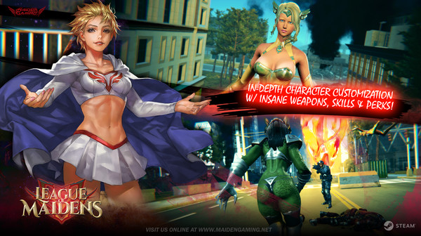 League of Maidens®