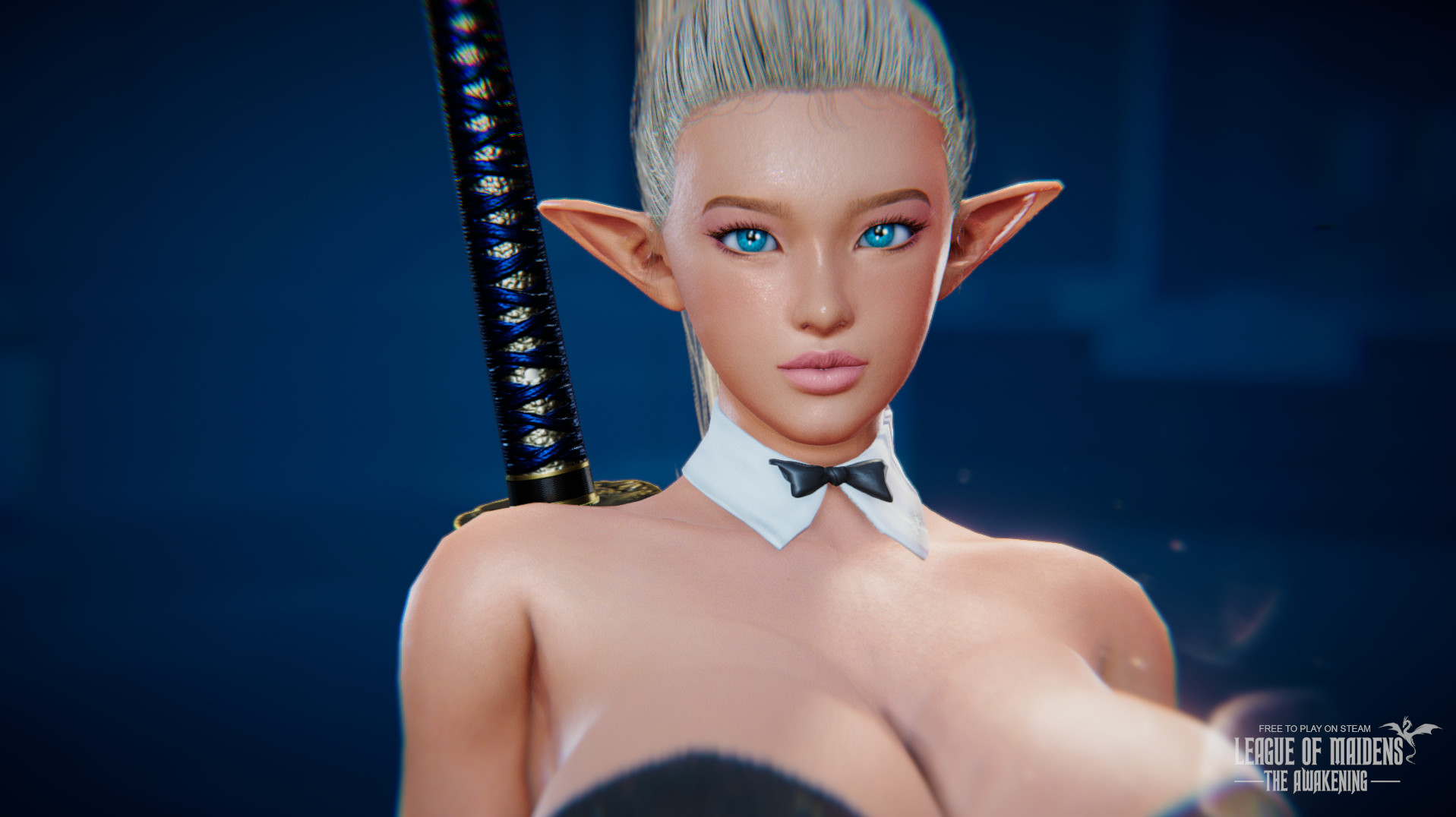 League of Maidens® on Steam