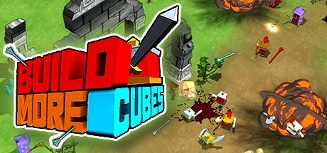 BuildMoreCubes cover art