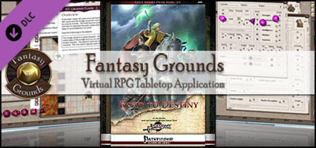 Fantasy Grounds - Road to Destiny (PFRPG)