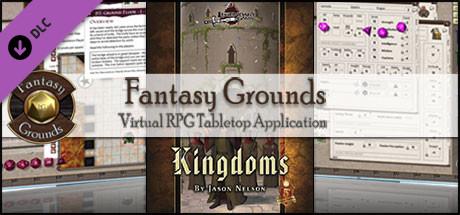 Fantasy Grounds - Kingdoms (5E)