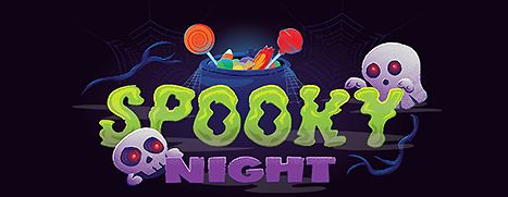 Spooky Night - 毛骨悚然之夜