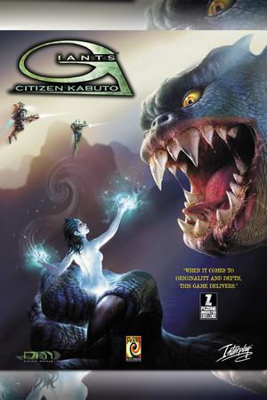 Giants: Citizen Kabuto poster image on Steam Backlog