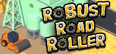 ROBUST ROAD ROLLER