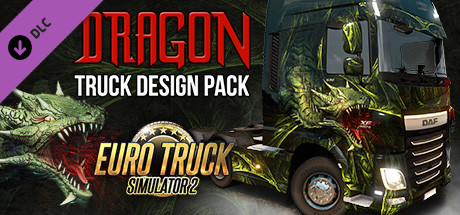 Euro Truck Simulator 2 - Dragon Truck Design Pack