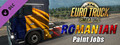 Euro Truck Simulator 2 - Romanian Paint Jobs Pack-dlc