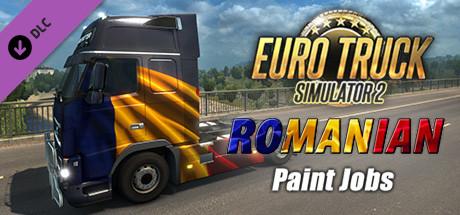 Euro Truck Simulator 2 - Romanian Paint Jobs Pack