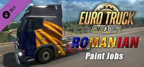 Euro Truck Simulator 2 - Romanian Paint Jobs Pack cover art