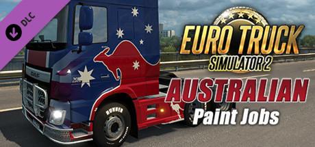 Euro Truck Simulator 2 - Australian Paint Jobs