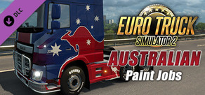 Euro Truck Simulator 2 - Australian Paint Jobs Pack cover art