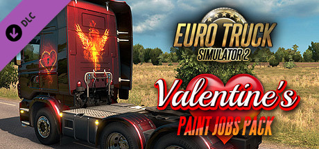 euro truck simulator 2 valentines paint jobs pack on steam - Painting Games 2