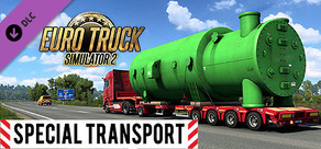 Euro Truck Simulator 2 - Special Transport cover art