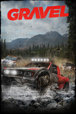 Gravel poster image on Steam Backlog