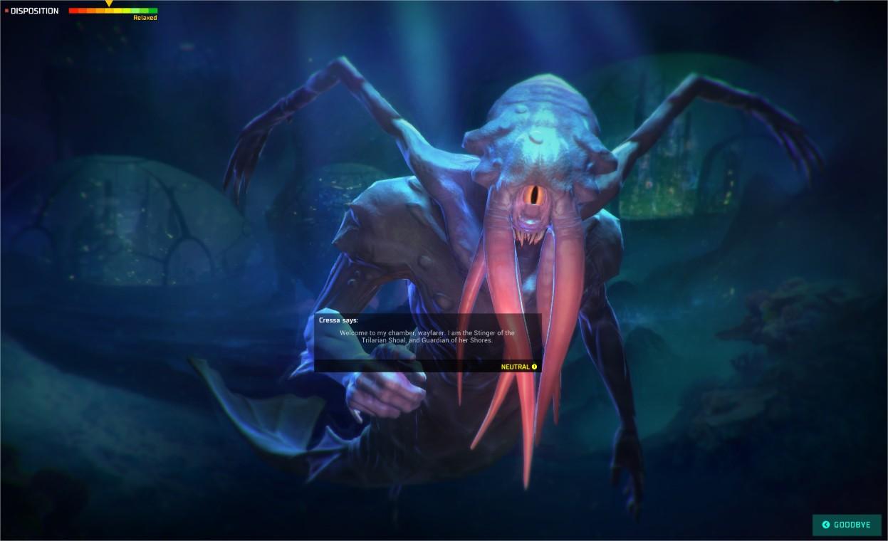 Master of Orion: Revenge of Antares Race Screenshot 3