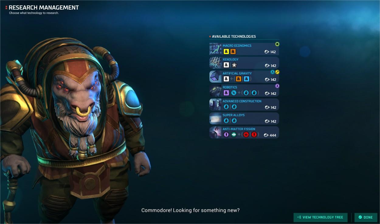 Master of Orion: Revenge of Antares Race Screenshot 2