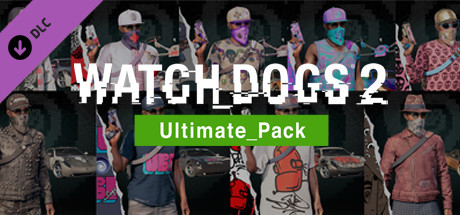 Watch_Dog 2 - Ultimate pack
