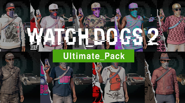 Watch_Dogs® 2 - Ultimate Pack