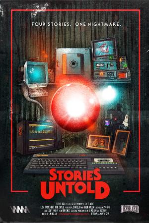 Stories Untold poster image on Steam Backlog