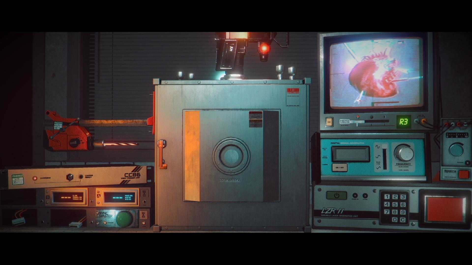 Stories Untold Screenshot 2