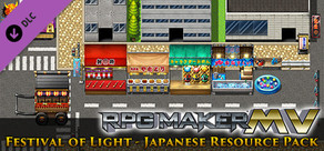 RPG Maker MV - Festival of Light: Japanese Resource Pack