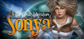 Sonya: The Great Adventure cover art