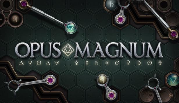 Opus Magnum on Steam