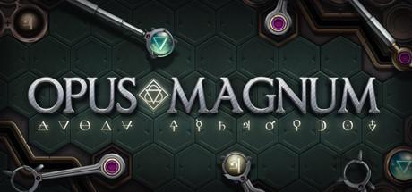 Image result for Opus Magnum logo