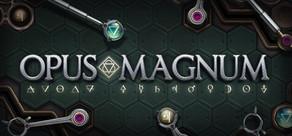 Opus Magnum cover art