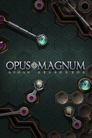 Opus Magnum poster image on Steam Backlog