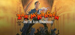 Zak McKracken and the Alien Mindbenders cover art