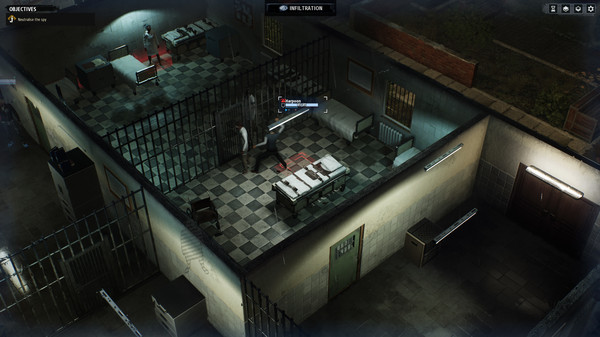 скриншот Phantom Doctrine 1