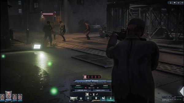 скриншот Phantom Doctrine 3