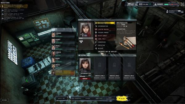 скриншот Phantom Doctrine 6