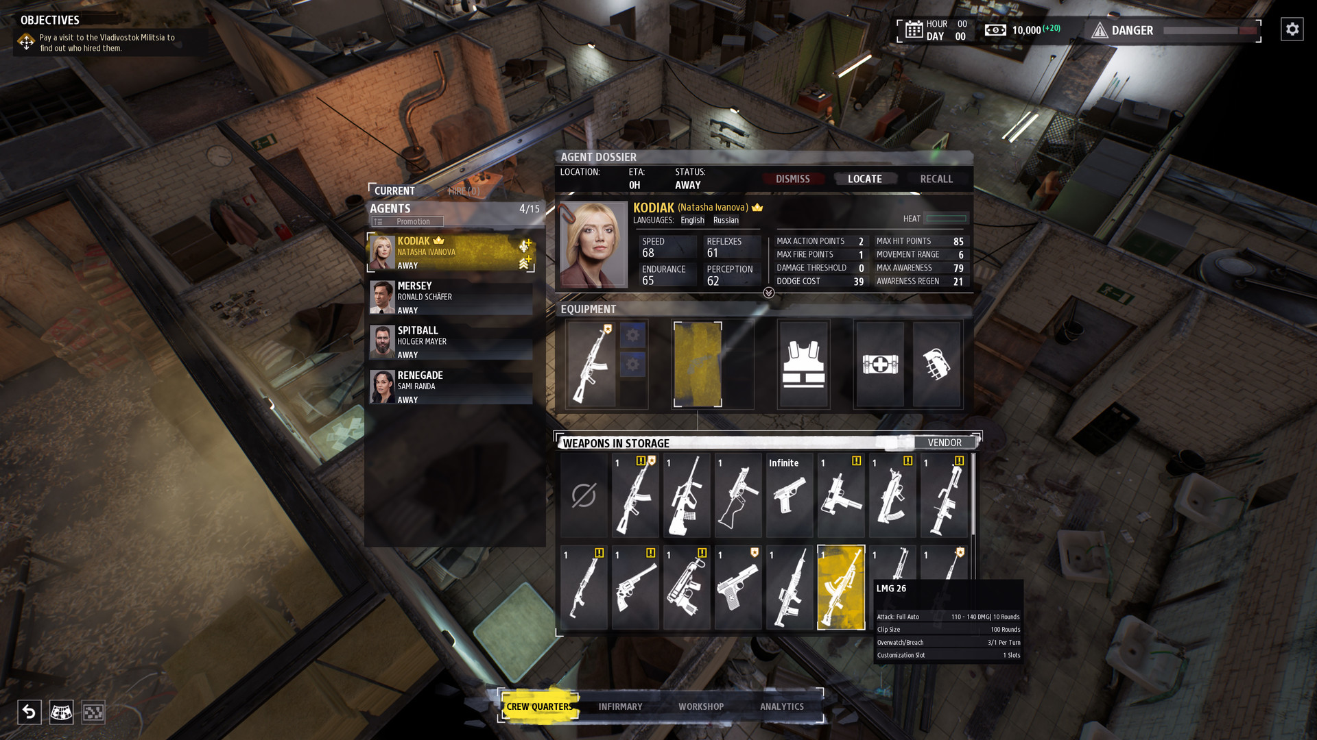 Phantom Doctrine Download PC
