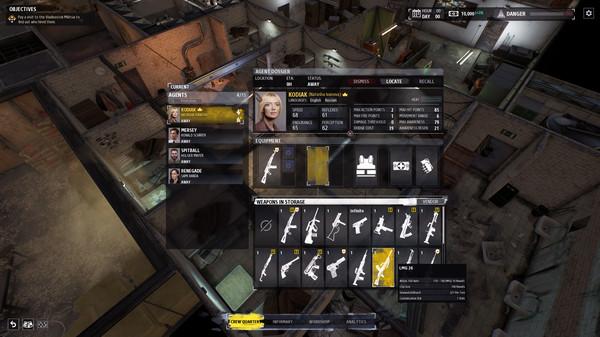 скриншот Phantom Doctrine 2