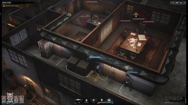 скриншот Phantom Doctrine 7