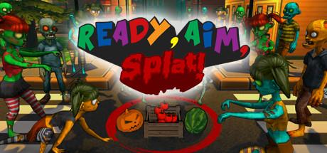 Teaser image for Ready, Aim, Splat!