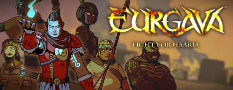 EURGAVA™ - Fight for Haaria