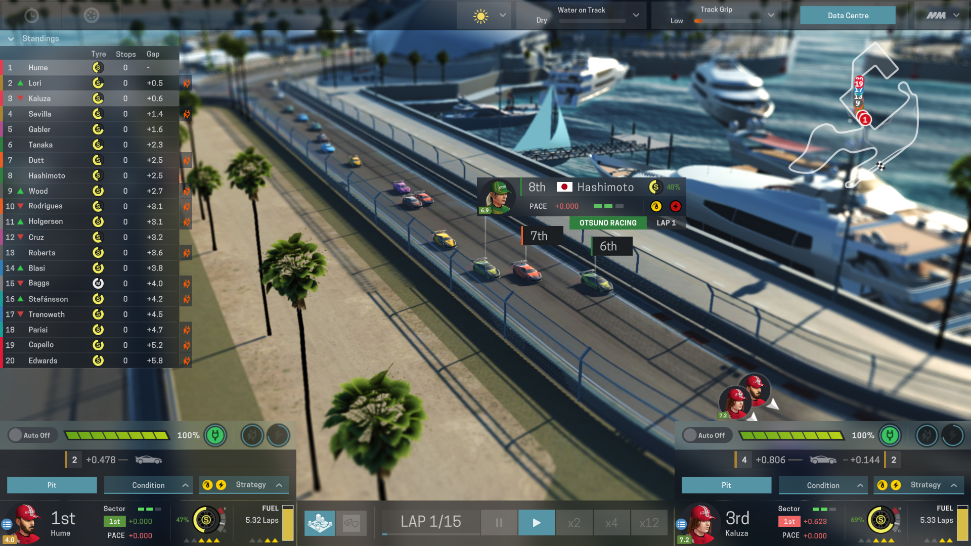 Motorsport Manager - GT Series sur Steam