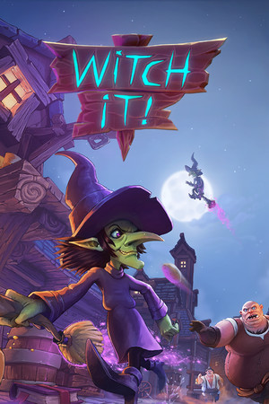 Witch It poster image on Steam Backlog