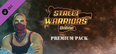 Street Warriors Online: Premium Pack cover art