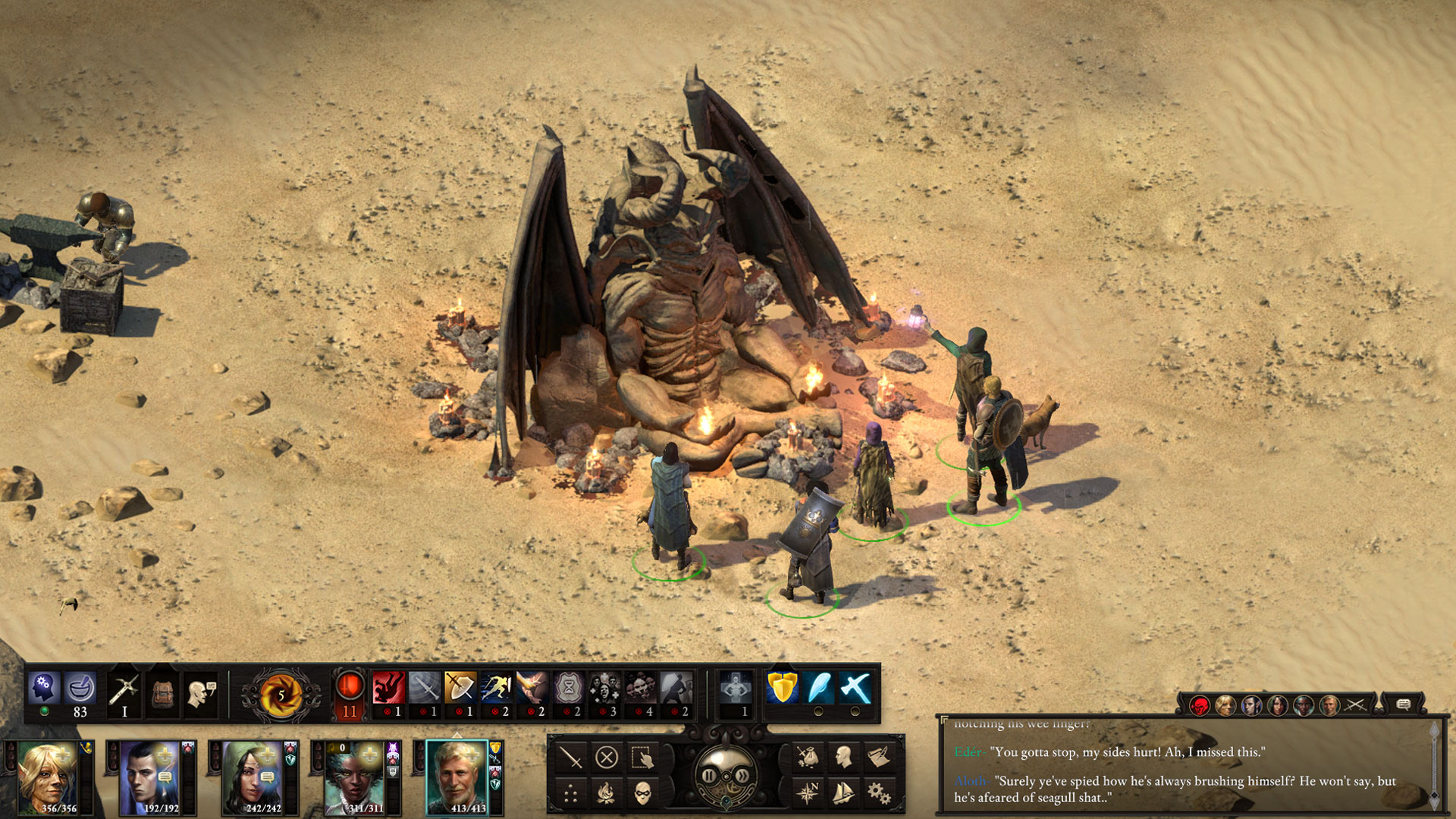 Pillars Of Eternity Ii Deadfire On Steam